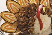 Thanksgiving Food ideas / by Cheri Cann
