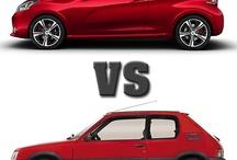 Car vs Car / by AutoTrader.co.uk