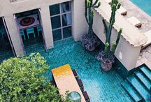 OutDoor SpaCes / Architecture_ design_ exterior_ Landscape _outdoor _ Space_ Modern_Contemporary_ Minimalist