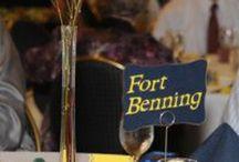 Army Wedding / Army wedding ideas / by Brenda Skidmore