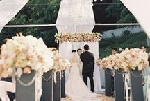 || CEREMONY || / Stunning wedding ceremony inspiration