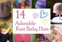"Knitting Hat Patterns for Babies & Children / Babies & Children hat/beanie knitting patterns (some retail). I am a Knitting Addict, other ""addicts"" connect me (Friend me) @ www.facebook.com/profile.php?id=100002455722545. I have over 25 separate boards devoted to knitting; check them all out. / by Nancy Thomas"