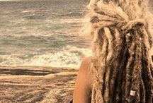 Dreads / Started my dreads on 3/7/14, after years of dreaming of them.