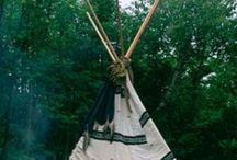 Teepee / by We Are The Rhoads