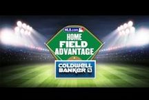 MLB.com & CB Home Field Advantage / This first of its kind video series takes you inside the homes of popular major leaguers. / by Coldwell Banker