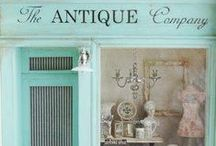 SHOP WINDOWS / Quirky and interesting shop windows with awesome design elements