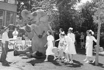 Throwback Photos: A Look Back at Our Rich History / Here's a look back at the rich history of Children's Hospital Colorado over the past 100+ years. You'll see everything from pictures of the women who formed Denver's first pediatric hospital in tents in City Park, to the physicians, surgeons and researchers who helped make this one of America's best hospitals for kids.