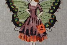 Cross Stitch Only / Finding free & retail cross stitch charts/leaflets / by Nancy Thomas