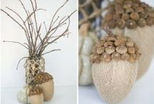 Burlap / how to tutorials - picture inspiration links