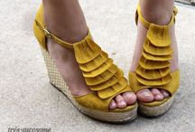 SHOES FOR HAPPY FEET / Could these be the best shoes ever? Cute flats, pretty summer sandals and trusty boots.