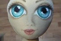 """Doll Tips & Tutorials / """"How To"""" links on doll making."""