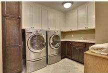 Squeaky Clean Laundry Rooms