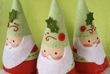 Gnomes & Fairies / Primarily links to Gnome & Fairy doll projects, but other crafts & ideas as I find them. / by Nancy Thomas