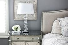 Nightstand Inspiration / To our favorite sidekick, the humble nightstand. Thank you for giving our beds an extra pop of style.   / by Tempur - Pedic