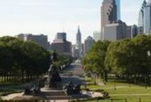 Philadelphia, PA / Because the City of Brotherly Love is more than just cheese steaks!