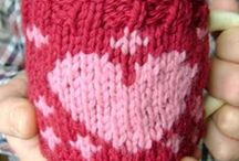 "Valentine & Pink Knitting / Knitting patterns & ideas for Valentine's Day.  Includes ""heart"" & ""pink"" knitting patterns.  I am a knitting addict -  Facebook Friend Me: www.facebook.com/profile.php?id=100002455722545. / by Nancy Thomas"