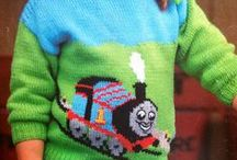 TV Movie Themed knits / Most of these knitting patterns are retail patterns - not freebies.  Knitting patterns based on a TV or Movie theme. / by Nancy Thomas