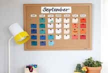 BACK TO SCHOOL COOL / Makes and ideas for going back to school