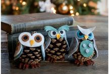 Hoot hoot / I LOVE THESE!!!!!!!!!!!!!!!!!!!!