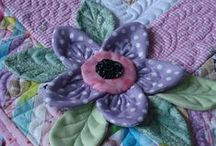 Embellishments: Sew, Knit, Needlework / Ideas/patterns for embellishments for clothes, sweaters, hats, totes, quilts, etc.  Includes beaded embellishment ideas. / by Nancy Thomas
