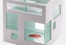 Awesome Fish Tanks / I would love to have all of these in my home but only if I one the Loto