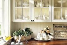 Kitchen deco & tips