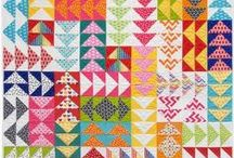 Quilt Inspiration / Quilts of note: some have patterns, many do not