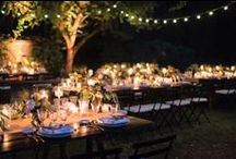 Rustic wedding in Tuscany by Weddings International / A hidden treasure in the heart of Tuscany.