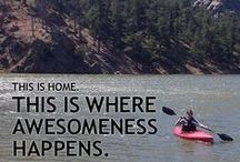 This is Home. This is Where Awesomeness Happens. / See how every day moments at home are why home is where awesomeness happens. Share your moments with us using #HomeIsAwesomeness / by Coldwell Banker