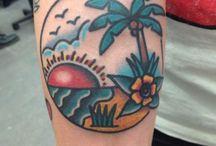tattoos / by Brenna Schrimsher