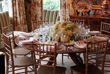 Dining Rooms I Love / by Nancy Roberts