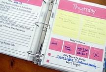 Home Organization / by Susan Bryner