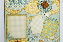 Scrapbooking Ideas and Pages / by Kandi Cain