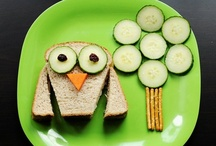 who says food can't be fun! / by Pia Baerg