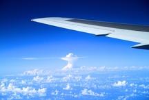 Bird's-Eye View / photo from airplane