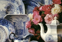 Blue Transferware / by Nancy Roberts