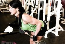 SORE iS THE NEW SEXY; WORKOUTS / by Amanda Rainwater