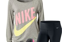 I LOVE WORKOUT CLOTHES - BC I WEAR THEM EVERY SINGLE DAY! / by Amanda Rainwater