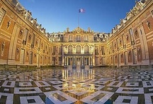 Places: The Palace of Versailles / by Richard DeLancey