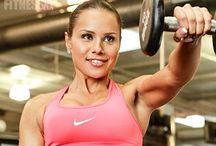 PART 2- FOR THE GYM-TRAiN iNSANE ; OR REMAiN THE SAME! Motivation / by Amanda Rainwater