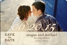 Wedding: Save the Dates