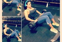 PART 3- NEVER CATCH YOUR BREATH / FITNESS WORKOUTS WEIGHTS GYM / by Amanda Rainwater
