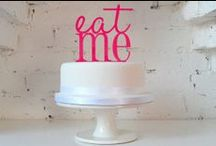 ••cakes* / by Beth