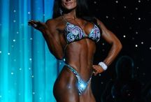 CANDICE KEEN - FiGURE COMPETiTOR <3HER / by Amanda Rainwater