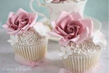 Cookies and cupcakes inspiration / cupcakes and cookies decorating