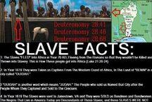 BLACK HISTORY - Slavery / by Tina Dabney