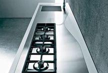 Interiors | Kitchens / Minimalist kitchens for your inspiration