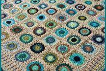 Crochet blankets / Crochet blanket and Afghan inspiration