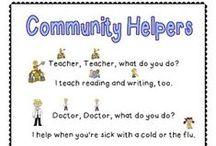 Community Helper Theme