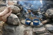 Camping Meals / Healthy meals and snacks for canoe and camping trips. Some paleo/AIP. Some not.